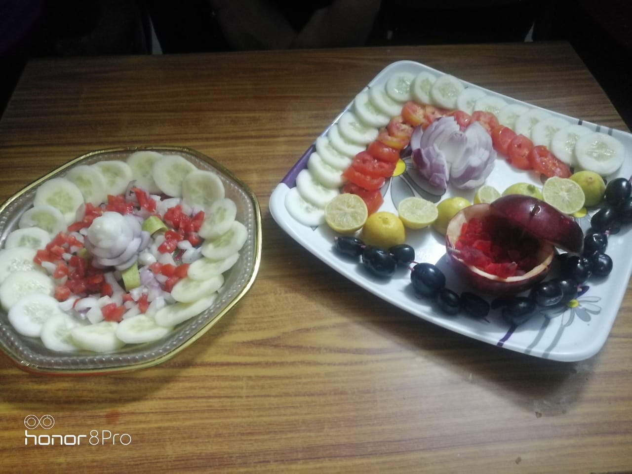 Cooking Without Fire (Salad Making Competition)